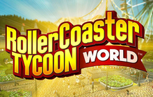 RollerCoaster Tycoon World Badge