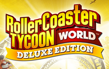 RollerCoaster Tycoon World - Deluxe Edition Badge