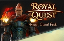 Royal Quest - Royal Guard Pack Badge