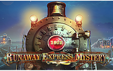 Runaway Express Mystery Badge