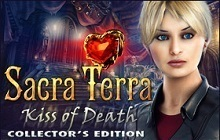 Sacra Terra: Kiss of Death Collector's Edition Badge