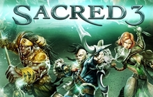 Sacred 3 Badge