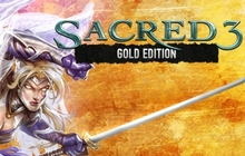 Sacred 3 Gold Badge