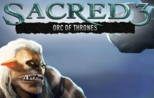 Sacred 3 - Orc of Thrones DLC Badge
