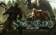 Sacred 3 - Orcland Story DLC Badge