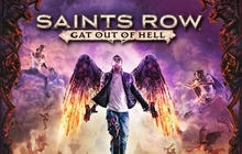 Saints Row: Gat Out of Hell Badge