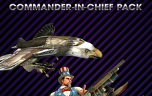 Saints Row IV: Commander-In-Chief Pack Badge
