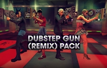 Saints Row IV Dubstep Gun Remix Pack DLC Badge