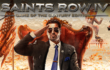 Saints Row IV - Game of the Century Edition Badge