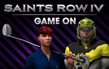 Saints Row IV - Game On Pack Badge