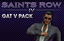 Saints Row IV - GAT V Badge