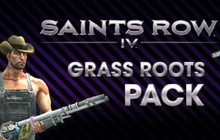 Saints Row IV Grass Roots Pack DLC Badge