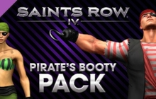 Saints Row IV - Pirate´s Booty Pack Badge