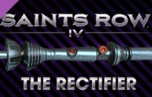 Saints Row IV - The Rectifier Badge