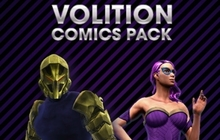 Saints Row IV - Volition Comic Pack Badge
