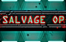 Salvage Op Badge
