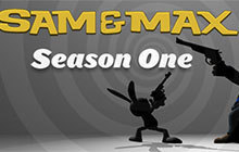 Sam & Max: Season One Badge