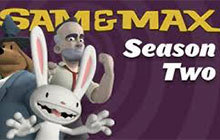 Sam & Max: Season Two Badge