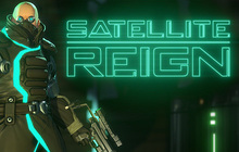 Satellite Reign Badge