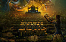 Secret Of The Royal Throne Badge