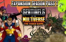 Sentinels of the Multiverse - Season Pass 1 Badge