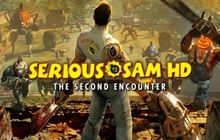 Serious Sam HD: The Second Encounter Badge