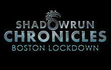 Shadowrun Chronicles - Boston Lockdown Badge