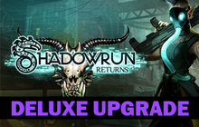 Shadowrun Returns - Deluxe Upgrade Badge