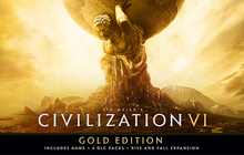 Sid Meier's Civilization VI: Gold Edition Badge