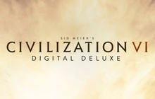 Sid Meier's Civilization® VI - Digital Deluxe Edition Badge