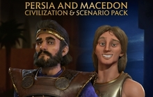Sid Meier's Civilization® VI - Persia and Macedon Civilization & Scenario Pack Badge