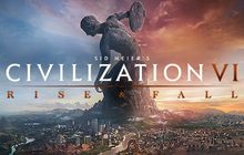 Sid Meier's Civilization® VI: Rise and Fall Badge