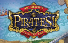 Sid Meier's Pirates! Badge