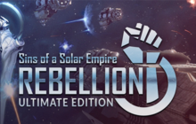 Sins of a Solar Empire: Rebellion - Ultimate Edition Badge