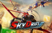 SkyDrift Badge
