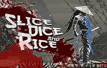 Slice, Dice & Rice Badge