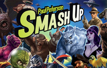 Smash Up: Conquer the bases with your factions Badge