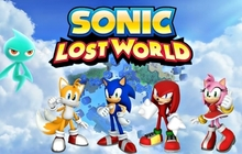 Sonic Lost World Badge