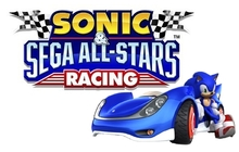 Sonic & SEGA All-Stars Racing Badge