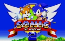 Sonic The Hedgehog 2 Badge