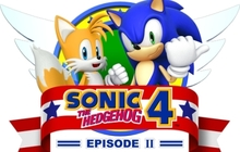 Sonic the Hedgehog 4 - Episode II Badge