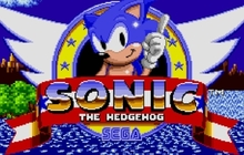 Sonic The Hedgehog Badge
