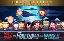 South Park: The Fractured but Whole - Gold Edition Badge