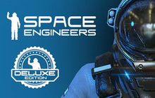 Space Engineers Deluxe Edition Badge