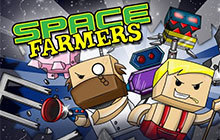 Space Farmers Badge