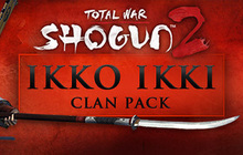 Total War™: SHOGUN 2 - The Ikko Ikki Clan Pack Badge