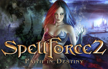 Spellforce 2 Faith in Destiny Badge