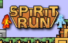 Spirit Run - Fire vs Ice Badge