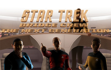 Star Trek Bridge Crew - The Next Generation Badge