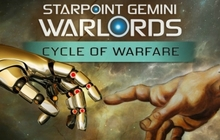 Starpoint Gemini Warlords: Cycle of Warfare Badge